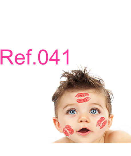 Ref.041  TOUCH BABY BURBERRYS -INFANTIL-
